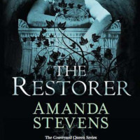 Early Review: The Restorer by Amanda Stevens