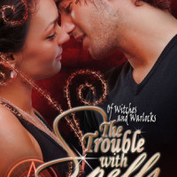 Review: The Trouble With Spells by Lacey Weatherford