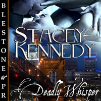 Review: A Deadly Whisper by Stacey Kennedy