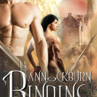 Review: Bannockburn Binding by Tracy Cooper-Posey