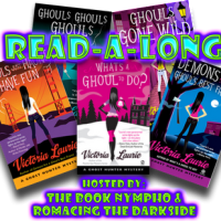 Ghost Hunter Mystery Series Read-A-Long: What's a Ghoul to Do? by Victoria Laurie {Review & Discussion}