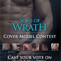 Sons of Wrath Series Cover Model Contest + Swag Giveaway