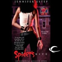 Audiobook Review: Spider's Bite by Jennifer Estep