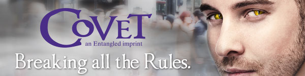 Covet's (an Entangled Imprint) January Release Day Blast & Giveaway