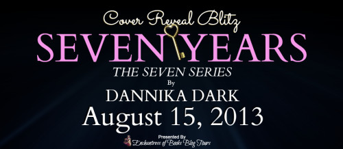 Seven Years Cover Reveal