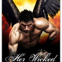 Cover Reveal: Her Wicked Angel by Felicity Heaton