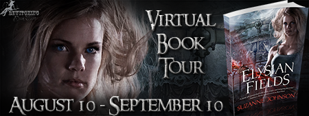 Blog Tour: Elysian Fields by Suzanne Johnson {Author Interview + Giveaway}