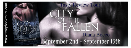 Blog Tour: City of the Fallen by Diana Bocco {Book Spotlight + Giveaway}