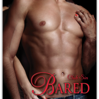 Cover Reveal: Bared (Club Sin #2) by Stacey Kennedy