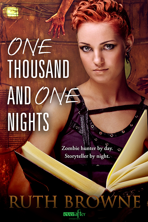 Cover_One Thousand and One Nights - Ruth Browne
