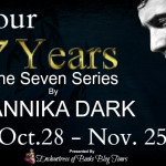 Blog Tour: Seven Years by Dannika Dark {Guest Post & Giveaway}
