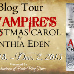 Blog Tour: A Vampire's Christmas Carol by Cynthia Eden {Guest Post + Giveaway}