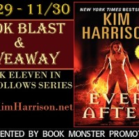 Book Blast + Giveaway: Ever After by Kim Harrison