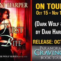 VBT: First Bite by Dani Harper {Book Spotlight + Giveaway}