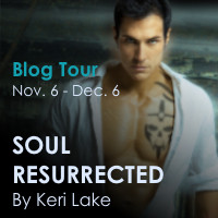 Blog Tour: Soul Resurrected by Keri Lake {Guest Post + Giveaway}