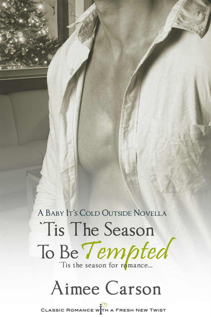 Tis the Season to Be Tempted Cover