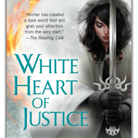 Cover Reveal + Giveaway: White Heart of Justice by Jill Archer
