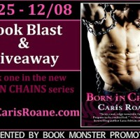 Blog Tour: Born in Chains by Caris Roane {Book Blast & Giveaway}