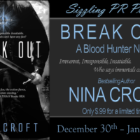 Book Spotlight & Giveaway: Break Out by Nina Croft