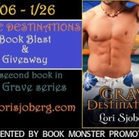 Book Blast & Giveaway | Grave Destinations by Lori Sjoberg