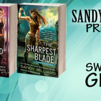 Giveaway Blast | The Shadow Reader Trilogy by Sandy Williams