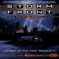 Audiobook Review: Storm Front by Jim Butcher