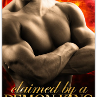 Cover Reveal: Claimed by a Demon King by Felicity Heaton