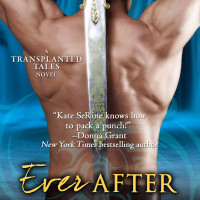 Cover Reveal & Giveaway: Ever After (Transplanted Tales #4) by Kate SeRine