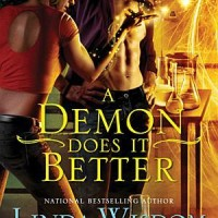 Review: A Demon Does It Better by Linda Wisdom