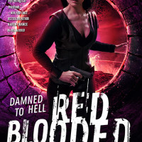 Cover Reveal: RED BLOODED by Amanda Carlson