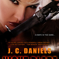 Review: Night Blade by J.C. Daniels