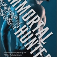 Early Review: Immortal Hunter by Kait Ballenger