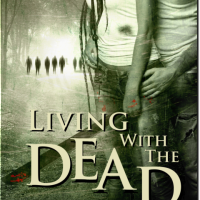 Cover Reveal & Giveaway: Living with the Dead by Annie Walls