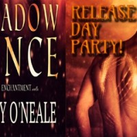 Release Day Party! | THE SHADOW PRINCE by Stacey O'Neale