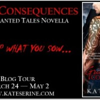 Blog Tour | Grimm Consequences by Kate SeRine {Guest Post + Giveaway}