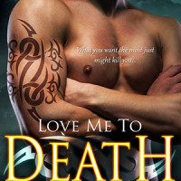 Cover Reveal: Love Me to Death by Marissa Clarke + Giveaway