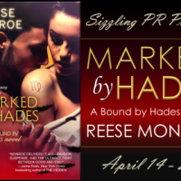 Blog Tour | Marked by Hades by Reese Monroe {Promo + Giveaway}
