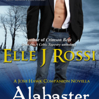 {Blog Tour} Mini Review: Alabaster Nights by Elle J Rossi