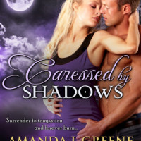 VBT | Caressed by Shadows by Amanda J. Greene {Book Spotlight + Giveaway}