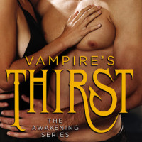 {Blog Tour} Review: Vampire's Thirst by Cynthia Garner + Giveaway