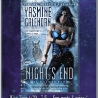 Release Day Blast: NIGHT'S END by Yasmine Galenorn