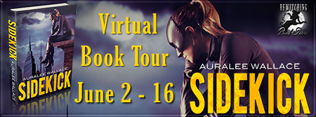VBT | Sidekick by Aurallee Wallace {Guest Post + Giveaway}