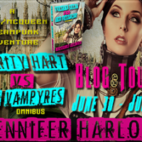Blog Tour | Verity Hart Vs. The Vampyres Omnibus by Jennifer Harlow {Book Spotlight + Giveaway}