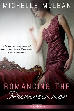 Review: Romancing the Rumrunner by Michelle McLean