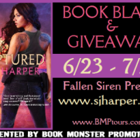 Book Blast + Giveaway: CAPTURED by S.J. Harper