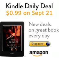 ANGEL KIN (by Tricia Skinner) Deal Blast