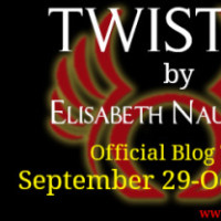 Blog Tour: TWISTED by Elisabeth Naughton {Excerpt + Giveaway}