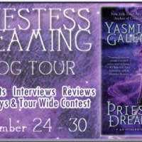 Blog Tour: Priestess Dreaming by Yasmine Galenorn {Guest Post + Giveaway}