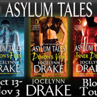 Blog Tour: The Asylum Tales by Jocelynn Drake {Spotlight + Giveaway}