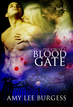 Blood Gate - Cover 1